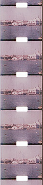 9.5mm Dufaycolor Cine film