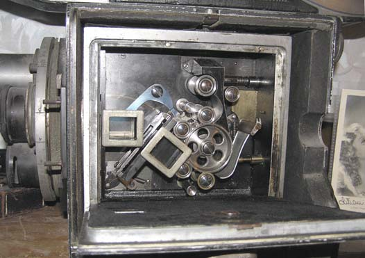 British International Pictures Cinephon 35mm Camera Elstree 1932