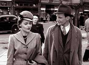 'Brief Encounter' (1945) Celia Johnson, Trevor Howard