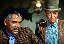 John Wayne, Lee Marvin 'The Comancheros' (1961)