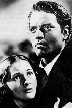 Joan Fontaine & Orson Welles 'Jane Eyre' (1943)