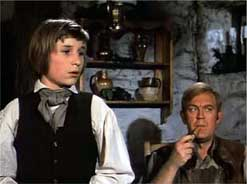 'Great Expectations' (1974) Young Pip and Joe Gargery
