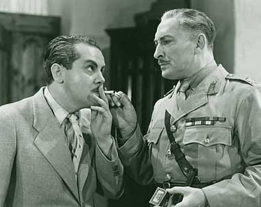 'High Command' Lionel Atwil, Steve Gelray, James Mason (1937)