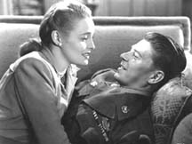 'John Loves Mary' (1948) Patricia Neal, Ronald Reagan