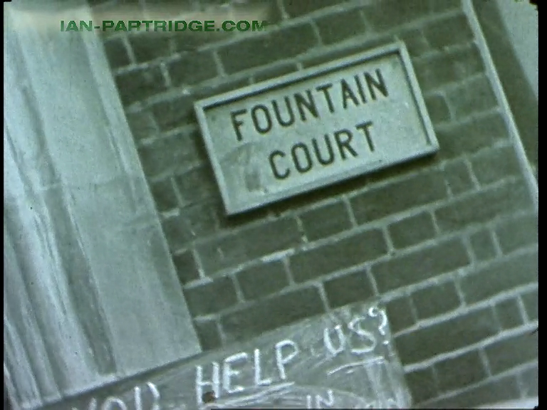 'Smith, Our Friend' (1946) Fountain Court squatters