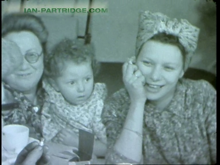 'Smith, Our Friend' (1946) Squatter families
