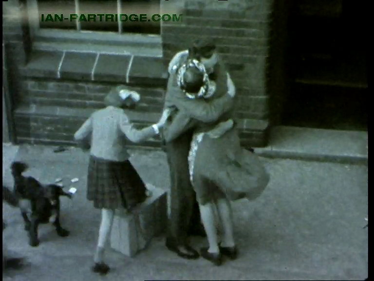 'Smith, Our Friend' (1946) Returned soldier homecoming