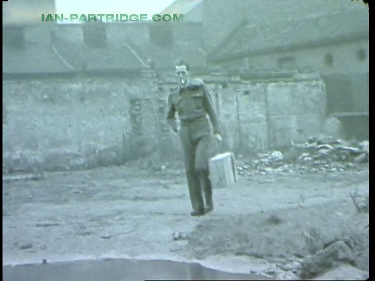 'Smith, Our Friend' (1946) Demobbed soldier returning home
