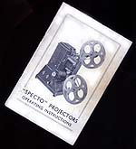 Small Picture of Specto 9.5mm Instruction Booklet