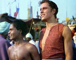 Sabu and John Justin 'Thief of Bagdad' (1940)